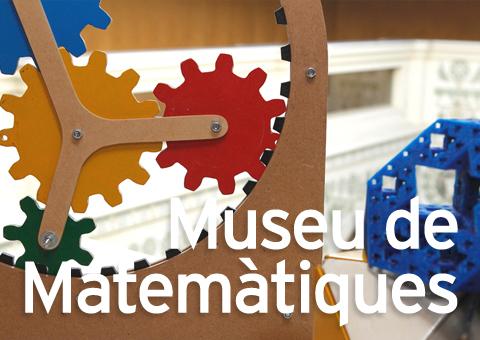 Sortida al MMACA - Museu de Matemàtiques de Catalunya
