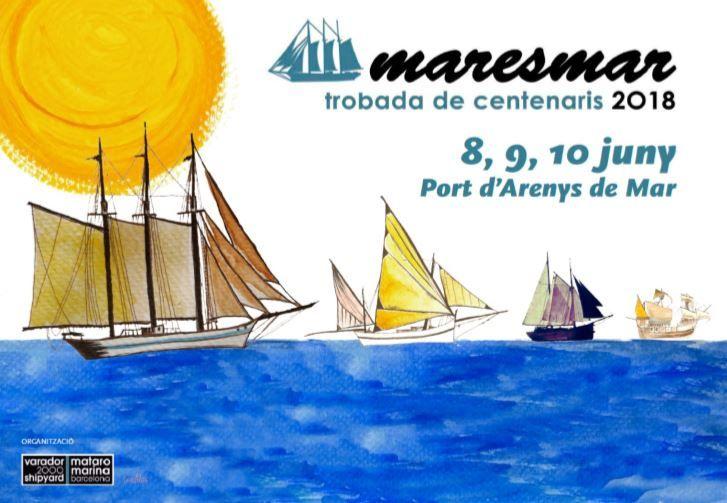 L'INS Miquel Biada participa a la Fira Maresmar al Port d'Arenys de Mar