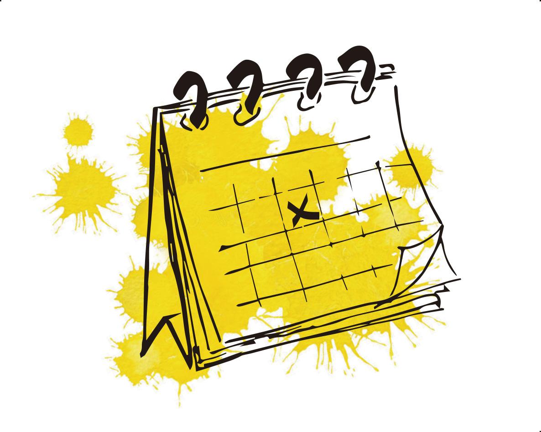 Calendari horari inici de curs