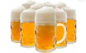Tastant cervesa!