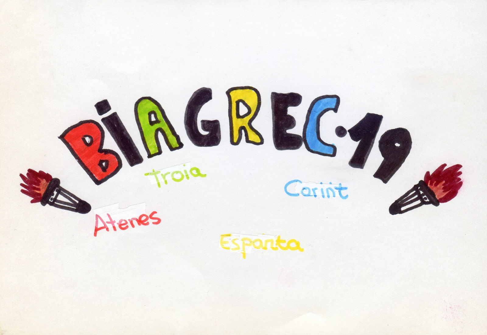 Biagrec - Projecte de síntesi de 1r d'ESO