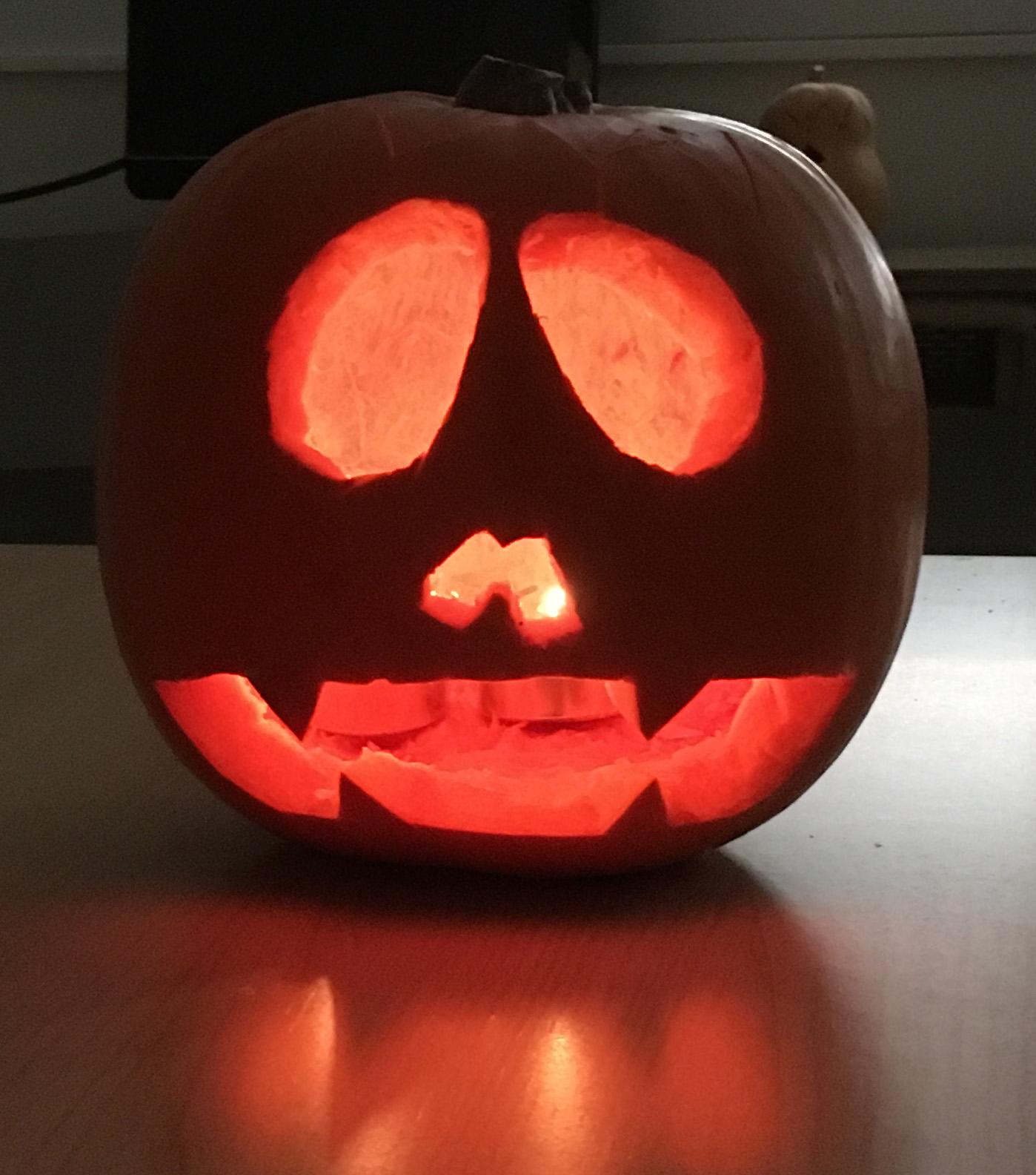 Castanyada i el Halloween al Biada