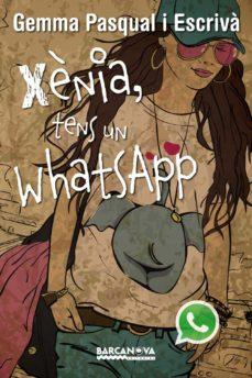 """Gemma Pasqual ens visita per parlar de la seva novel·la """"Xènia, tens un Whatsapp"""""""