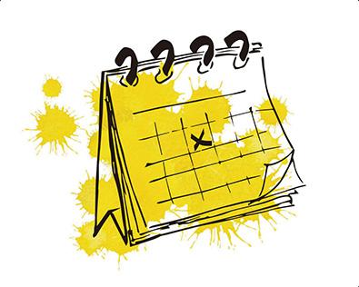 Nou calendari classes batxillerat