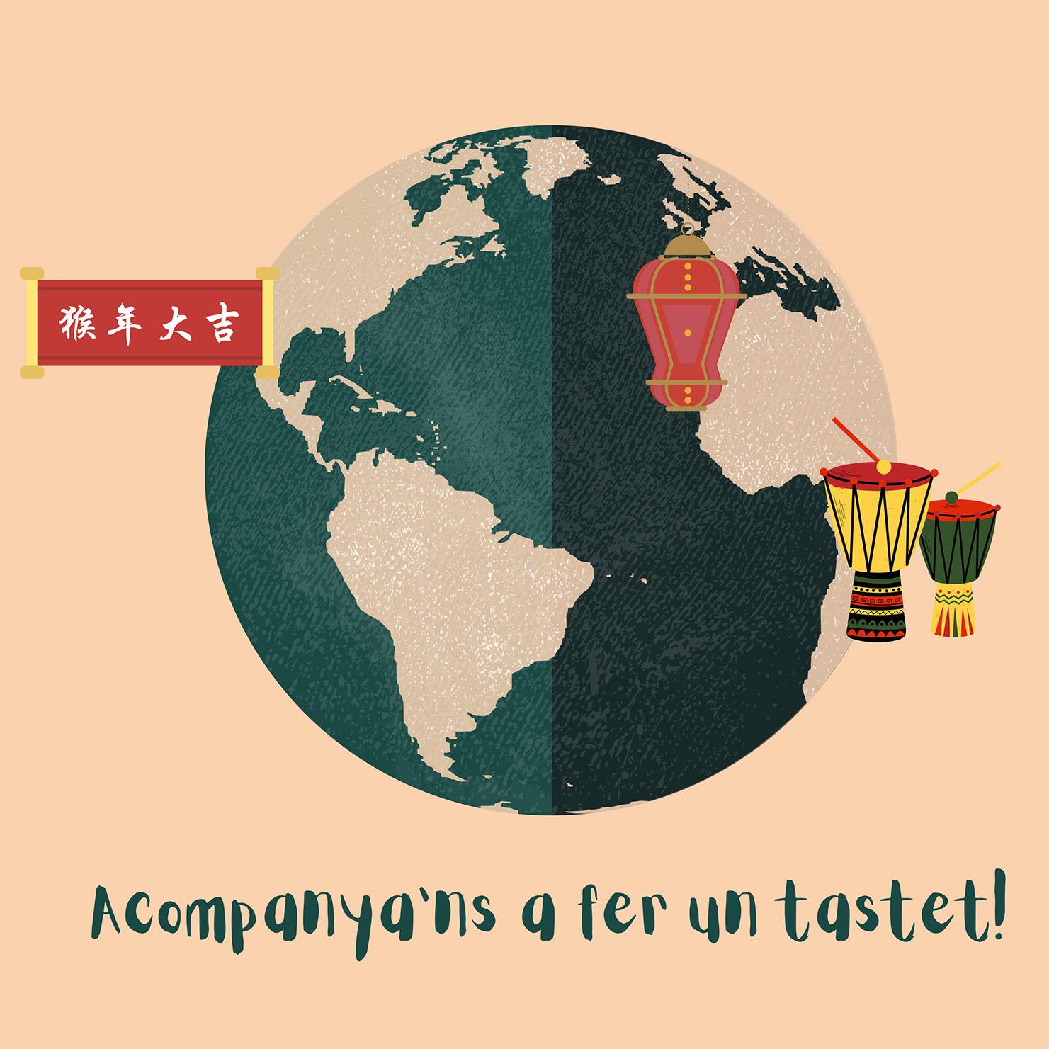 Tastets d'escriptura per celebrar el dia de la llengua materna, apunta't!